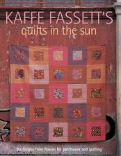 Kaffe Fassett's Quilts in the Sun: 20 Designs from Rowan for Patchwork-ExLibrary