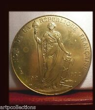 1792 1992 MEDAILLE MDP EPUISEE RF ECONOMIE BUDGET FINANCES