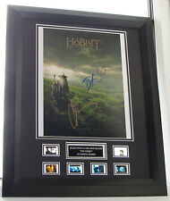 "Elijah Wood signed Orlando Bloom signed ""The Hobbit"" authentic guaranteed  A50"