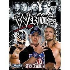 One 2009 WWE Rivals Wrestling Topps Sticker from List or Swaps L@@K