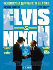 Affiche 40x60cm ELVIS & NIXON (2016) Michael Shannon, Kevin Spacey BE