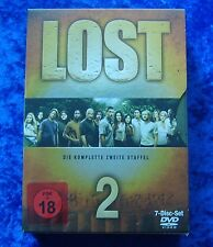 Lost Die komplette Staffel 2, FSK 18, DVD Box Season