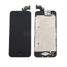 Full Touch Screen Digitizer LCD Display Assembly for iPhone 5 Black + Parts A+++