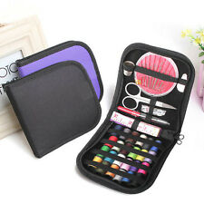 Sewing Kit Case Needle Thread Tape Scissor Button Handcraft Hoom Mini Sewing Set