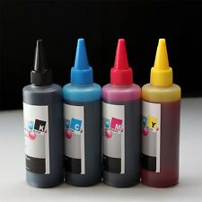 400ml UV Resistant Dye Ink for Epson refillable cartridges 200 252 273 220 73N