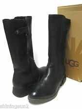 Ugg Collection Enna Black Women Boots US7/UK4.5/EU38/JP24