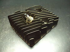 73 1973 SKI DOO 440 BOMBARDIER SNOWMOBILE ENGINE MOTOR CYLINDER HEAD COVER 2