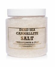 1kg Dead Sea Carnalita sal de Jordania Producto Natural theraphy 100% Puro