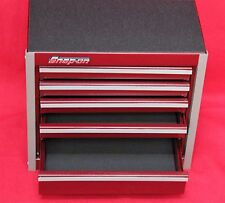 Snap On Cranberry  Mini Bottom Roll Cab Tool Box - Brand New