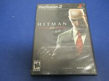 PlayStation 2, Hitman, Blood Money, Rated M,Mature 17+,Prepare to Make A Killing