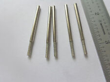 3mm shaft/ 2.5mm head- Diamond grinding points --pack of 5