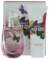 Kenzo Madly Travel Exclusive (W) Gift Set: EDT 1.7oz + Cream