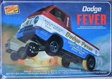Lindberg Dodge Fever Wheelstander, 1/25, New (2016), FS Box