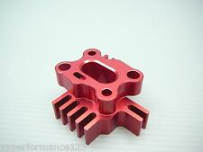 Super Cool Alloy Carb Adaptor Isolator Block Baja 5B SC 5T FG 1/5 HPI KM Rovan