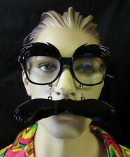 The Bushman- Sun Stache Original Mustache Glasses