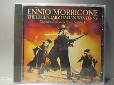 Ennio Morricone: The Legendary Italian Westerns [Audio CD] Brand New Import