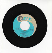 "Donny OSMOND Vinyl 45T 7"" PUPPY LOVE - LET MY PEOPLE GO -MGM 14367 F Rèduit RARE"
