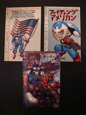 FIGHTING AMERICAN DOGS OF WAR,RULES OF GAME 1998 2 COMPSETS 7 NM BOOKS LOEB!