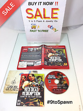 Red Dead Redemption Game of the Year Edition (Sony PlayStation 3) PS3 COMPLETE