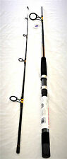 SHAKESPEARE UGLY STIK SPINNING ROD BWS1100 7' MED 2 PC NEW SALWATER FISHING FUJI