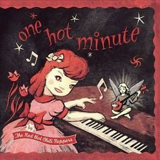 Red Hot Chili Peppers-One Hot Minute VINYL NEW