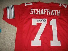 Ohio State Buckeyes Dick Schafraft Signed Jersey