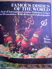 International Cooking Recipe FAMOUS DISHES OF THE WORLD (26 Countries)Wina Bron
