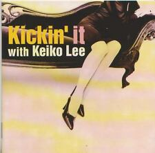 KEIKO LEE  CD  KICKIN'IT WITH