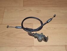 HONDA NT650V NT650-V DEAUVILLE OEM ORIGINAL SEAT RELEASE CATCH & CABLE 1998-2002