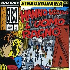 Hanno Ucciso L'uomo Ragno - 883 CD C.G.D.