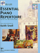 Kjos Piano Library Essential Repertoire Learn to Play Music Book Level 2