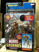 MARVEL LEGENDS Onslaught Series: LADY DEATHSTRIKE FIGURE  MIP, X-Men