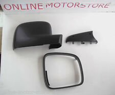 VW Transporter T5 + VW Caddy wing mirror FULL kit GENUINE - DRIVER SIDE!