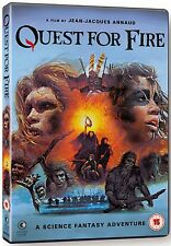 QUEST FOR FIRE (Rae Dawn Chong) DVD - REGION 2 UK