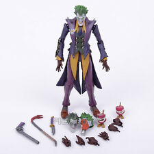 Joker Figure Batman Action Dc Comics Arkham New Set Toy Series Squad Suicide Box