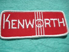 "Vintage KW Kenworth Diesel Trucks Patch 5 "" X 2"""