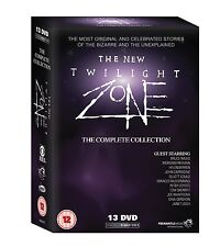 The New Twilight Zone Complete 80s Box Set DVD Mystery Fantasy TV Series New