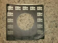1- ARIOLA RECORD COMPANY 45's SLEEVES  LOT #1-K