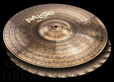 "Paiste 900 SERIES 14"" SOUND EDGE HI HATS -  NEW 2017 -  IN STOCK!"