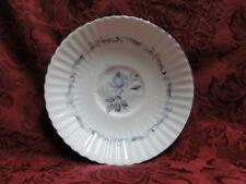"""Paragon Morning Rose, White w/ Blue Rose: 5 5/8"""" Saucer (s) Only - No Cup"""