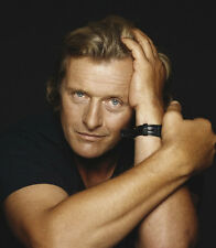 Rutger Hauer UNSIGNED photo - B1115 - SEXY!!!!!