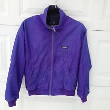 PATAGONIA Full-zip Fleece-Lined Shell, Mens XS