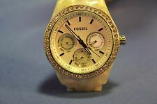Great  Light Weight Looking Lady's  Watch  Fossil Watch Quartz