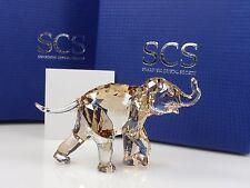 SWAROVSKI SCS YOUNG ELEPHANT 2013 MIB #1142862 SIGNED!