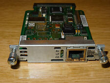 Cisco VWIC2-1MFT-T1/E1 Multiflex Trunk Voice Interface Card