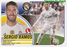 05 SERGIO RAMOS ESPANA REAL MADRID STICKER LIGA 2017 PANINI