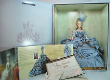 LOT OF 3- 1.MARIE ANTOINETT - 1.OUEEN ELIZABETH I - 1.EMPRESS JOSEPHINE BARBIE