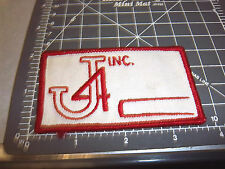 J4 Inc.  Embroidered Patch cool collectible item