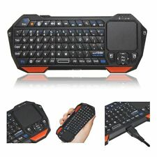 Mini Wireless Bluetooth 3.0 Keyboard with Mouse Touchpad for Android iOS PC USA