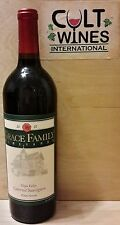 ST 93 pts. 2007 Grace Family Vineyards Cabernet Sauvignon, Napa Valley wine